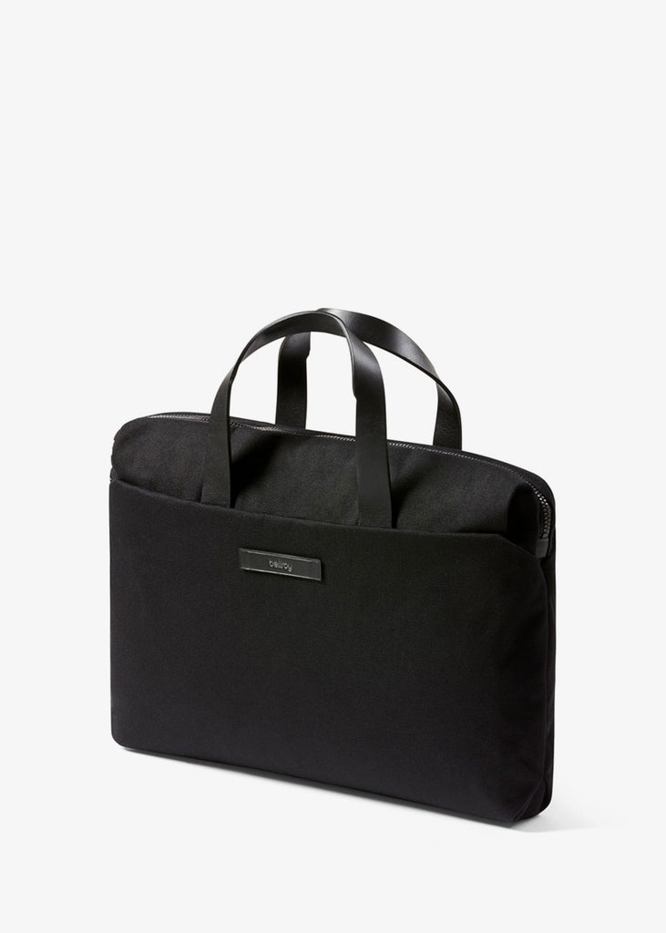 Slim Work Bag Black