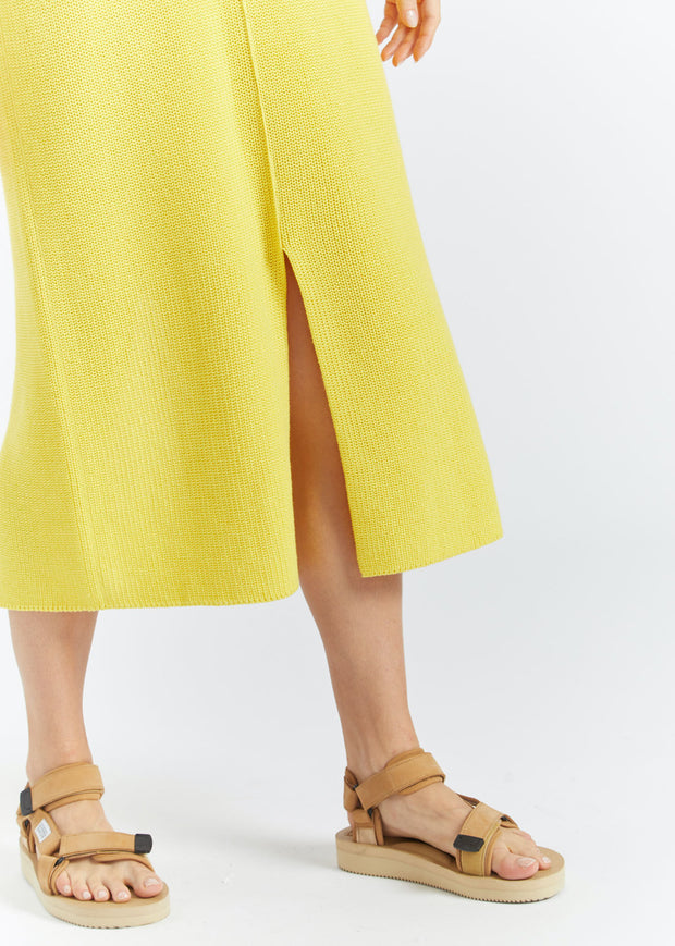 Ware Skirt Giallo