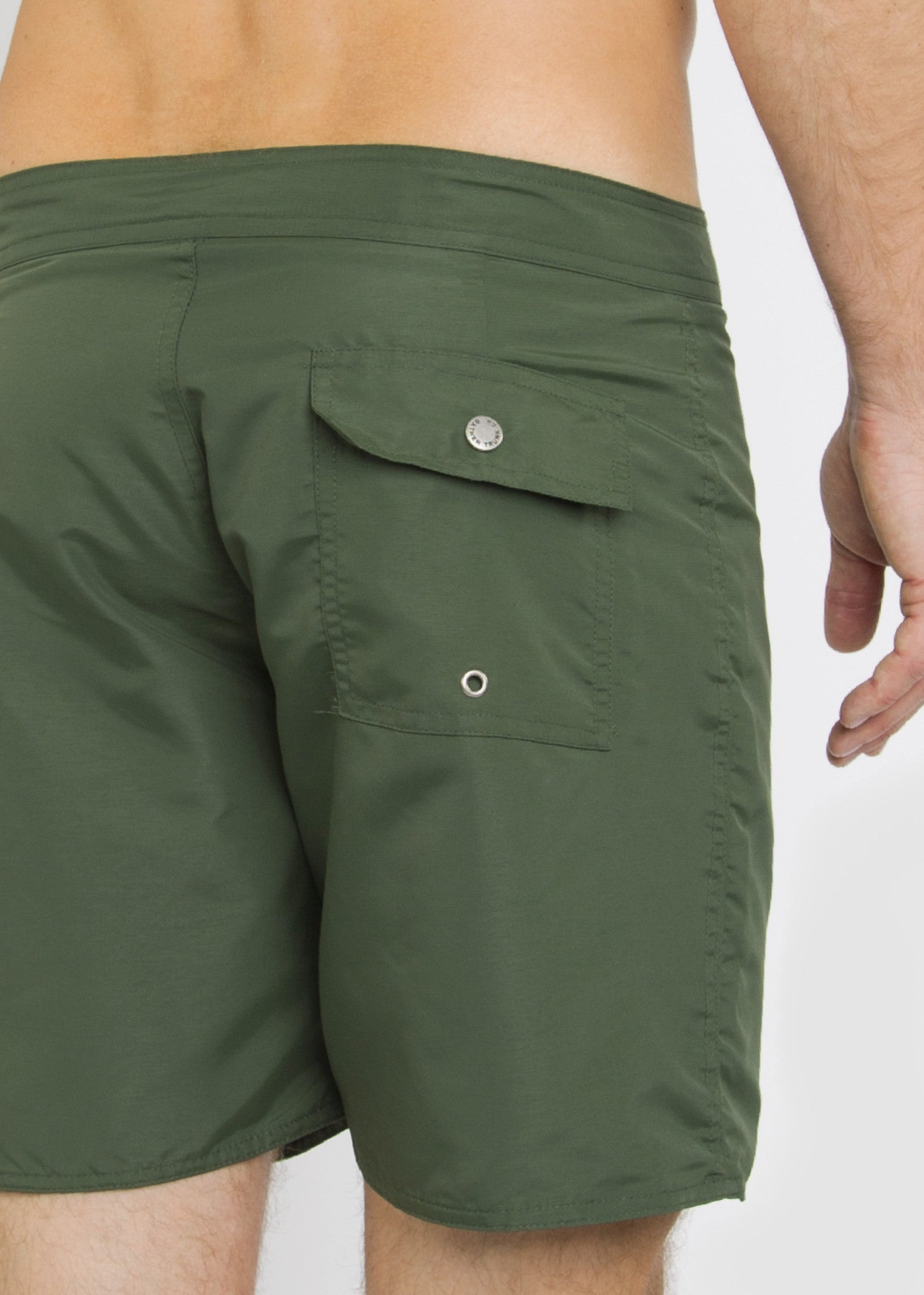 Surf Trunk Forrest Green