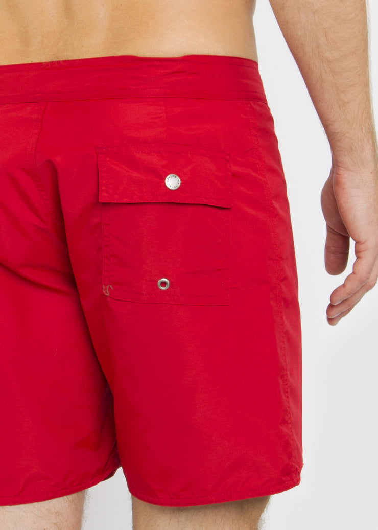 Surf Trunk Red