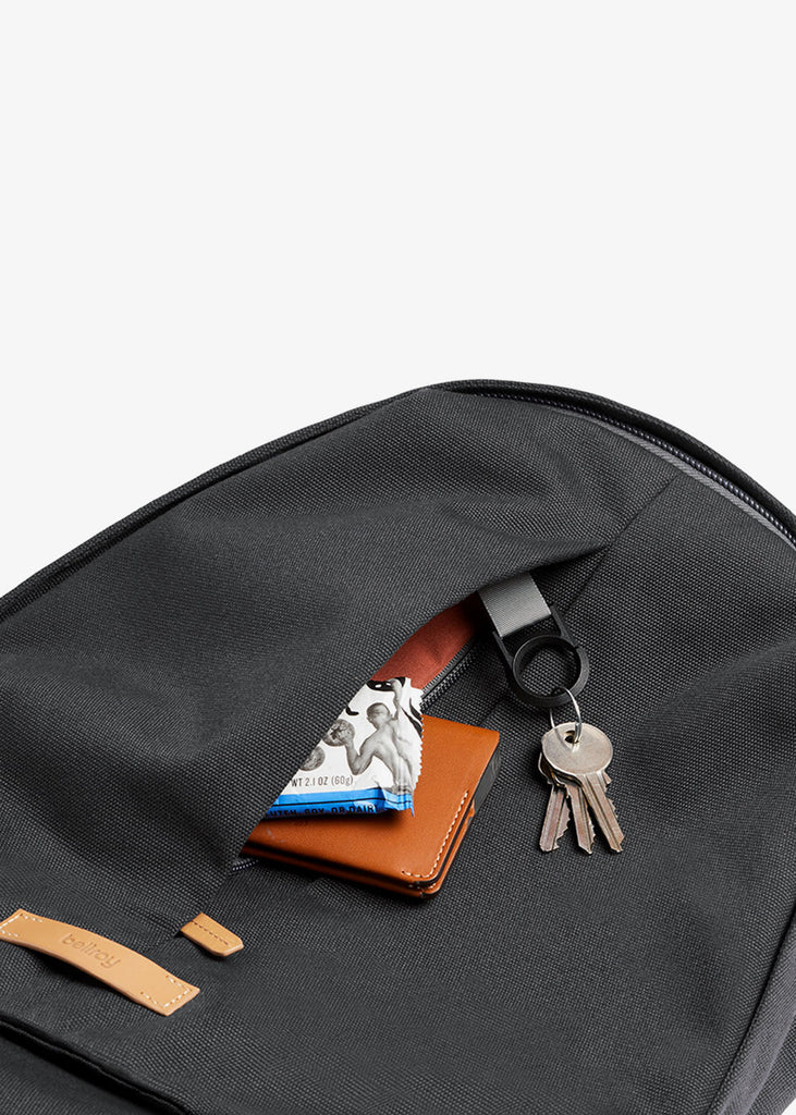 Classic Backpack Plus Charcoal