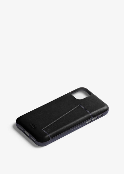Phone Case 3 Card iPhone 11 Pro Black