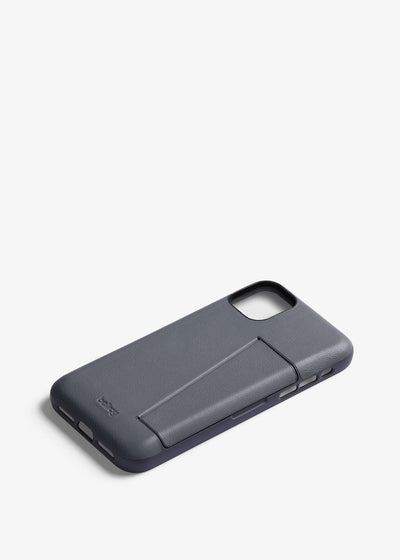 Phone Case 3 Card iPhone 11 Pro Max Graphite