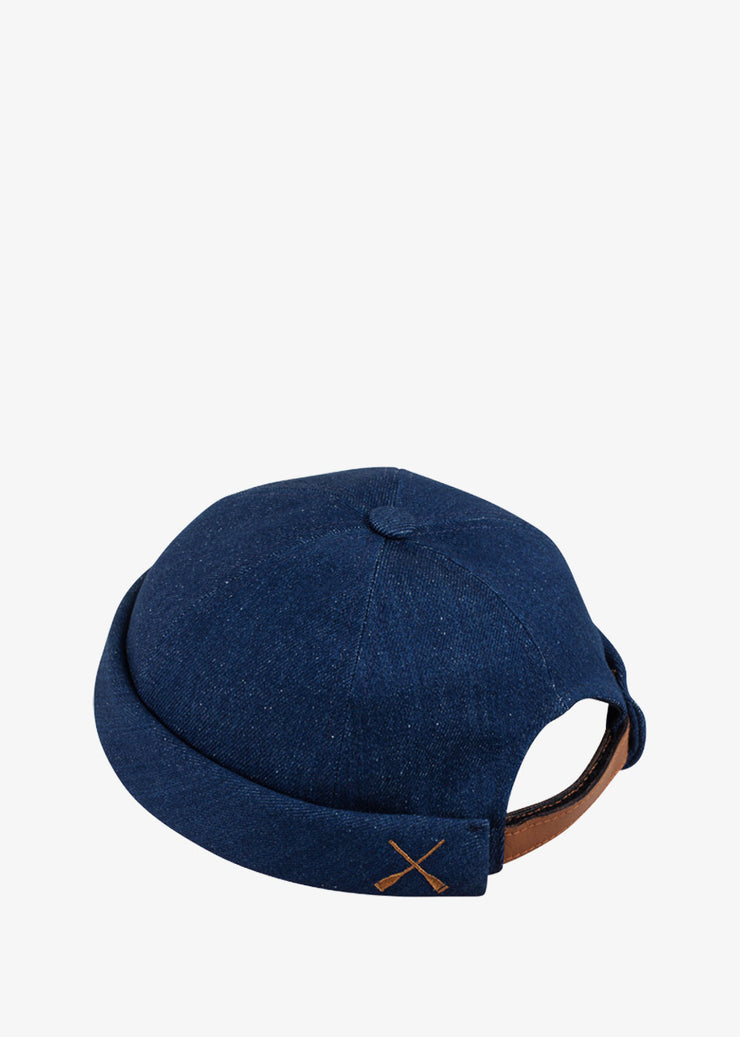 Miki Hat Recycling Denim