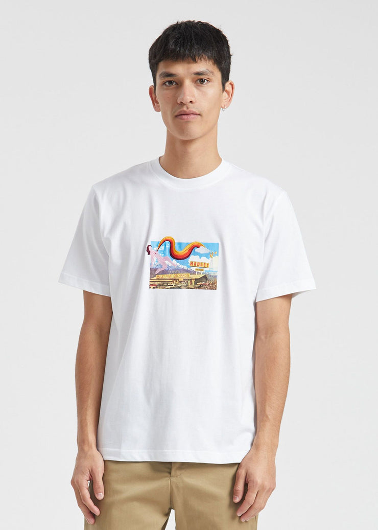 Leaking Beauty T-Shirt White