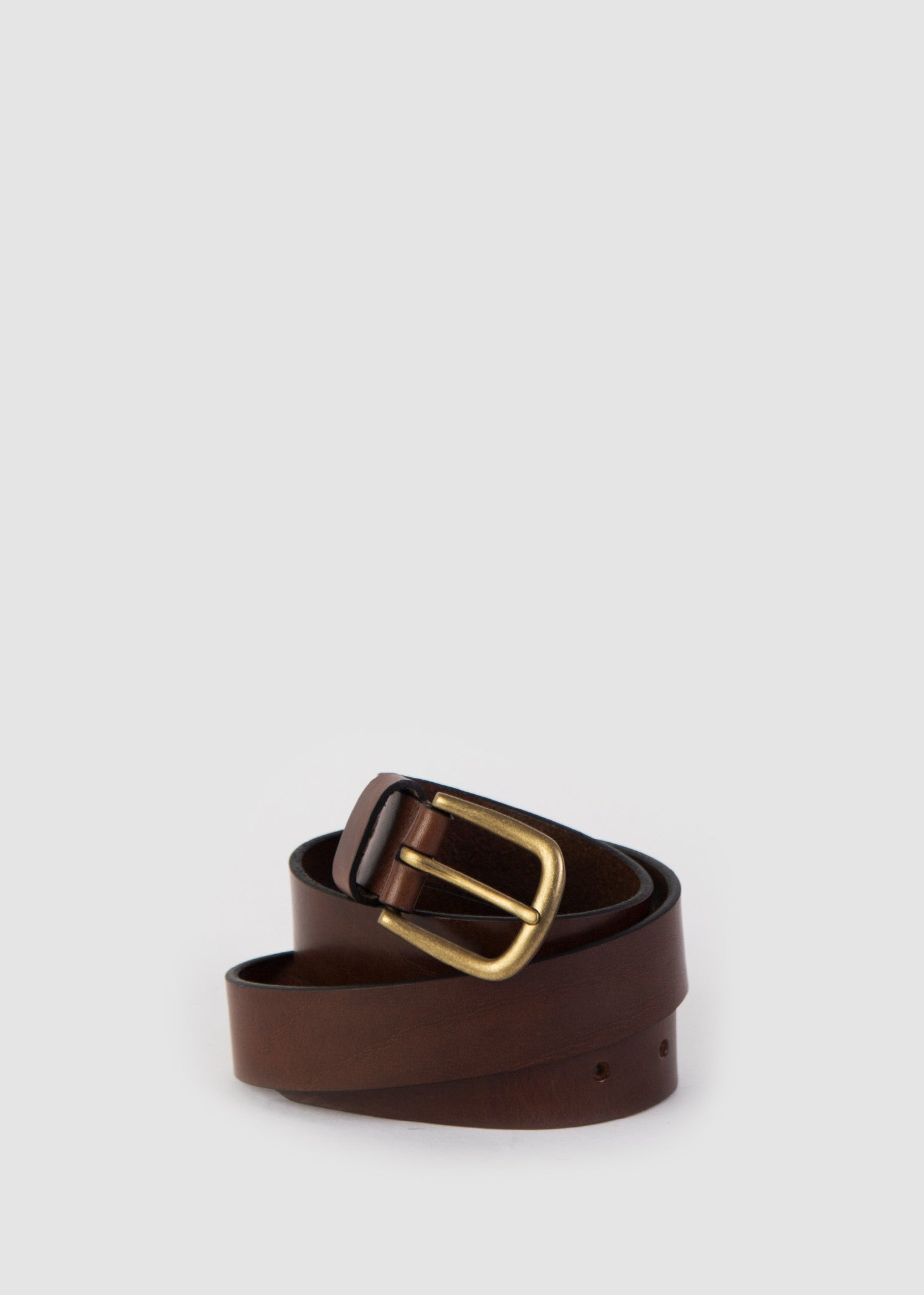 Enclose Belt Brown