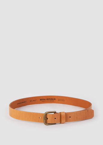 Enclose Belt Natural
