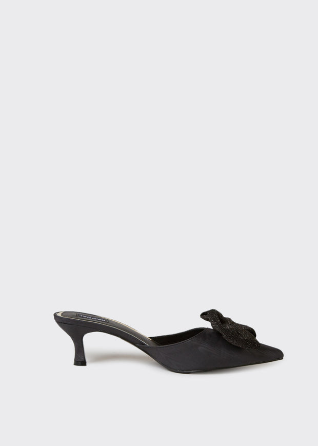 Enhance Heel Black