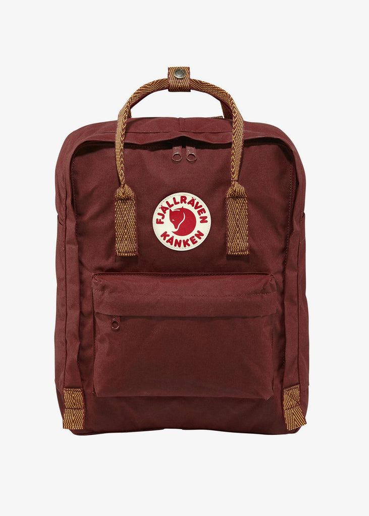 Kanken Backpack Ox Red Goose Eye