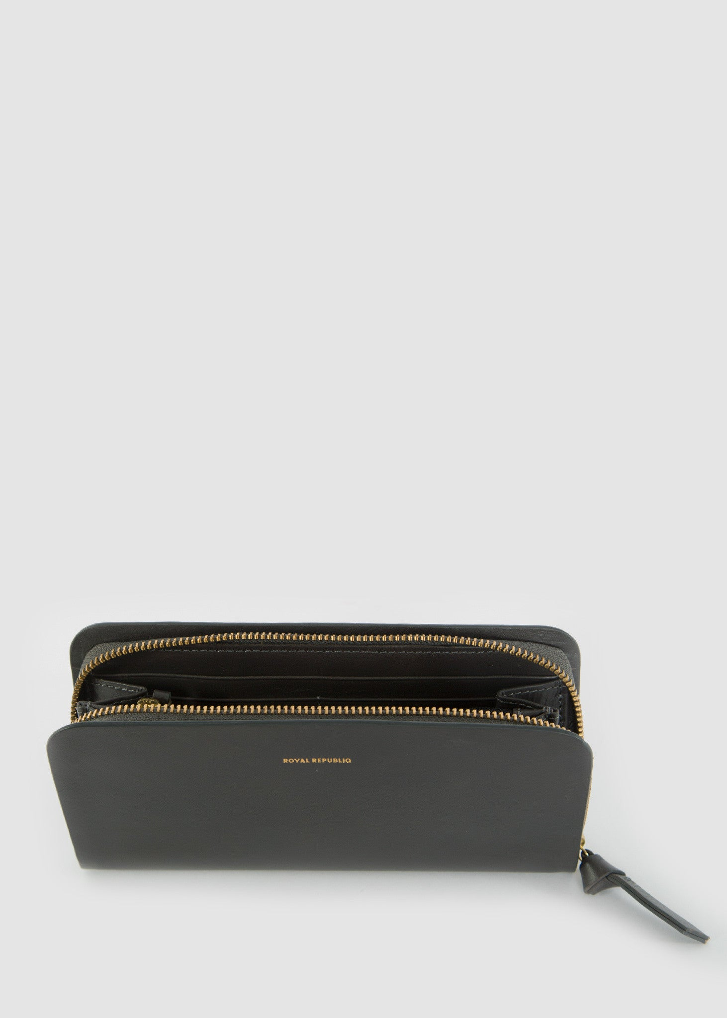 Galax Travel Wallet Anthracite