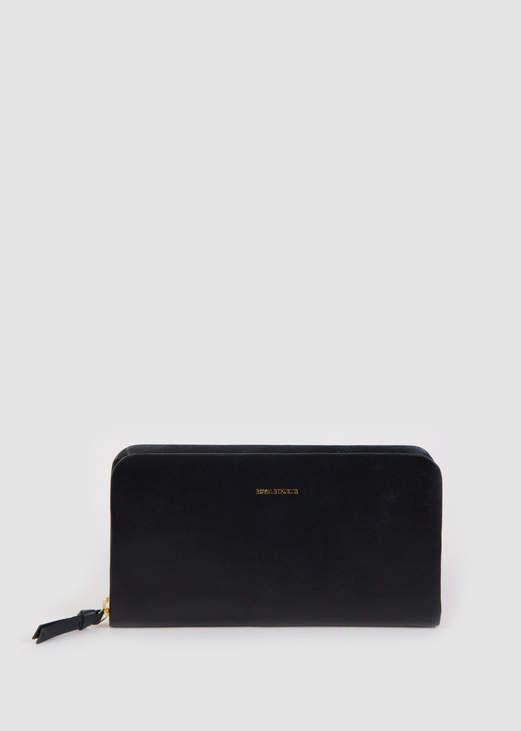 Galax Travel Wallet Navy