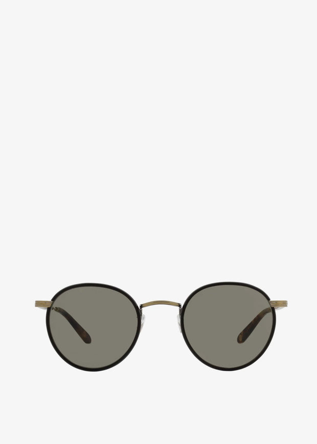 Wilson Sunglasses Matte Black/Pure Grey