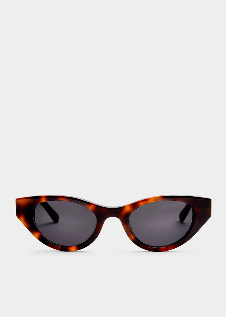 Ada Sunglasses Havana Black