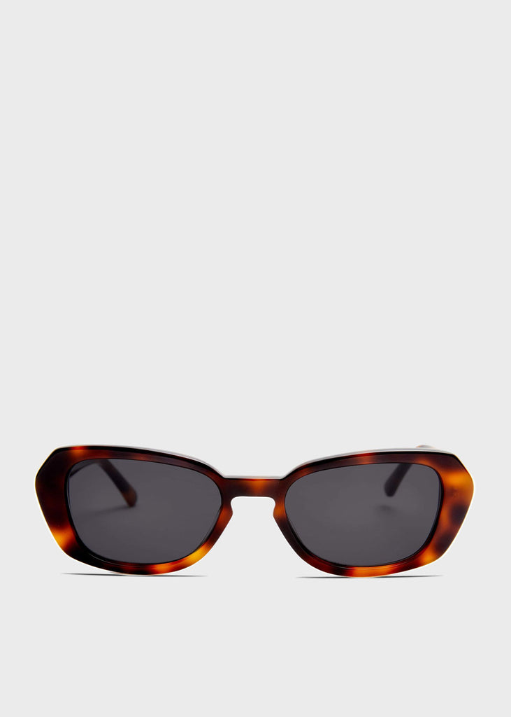 Lenny Sunglasses Havana Black
