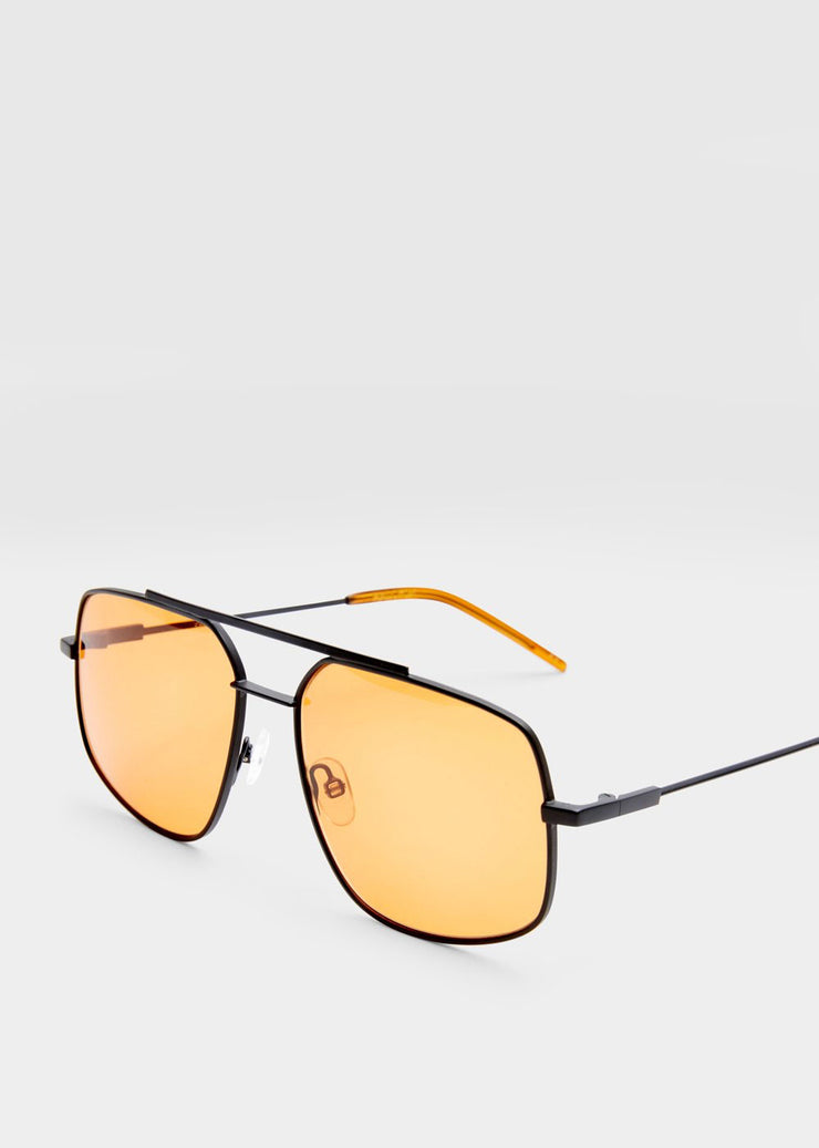 Ursic Sunglasses Black Cola