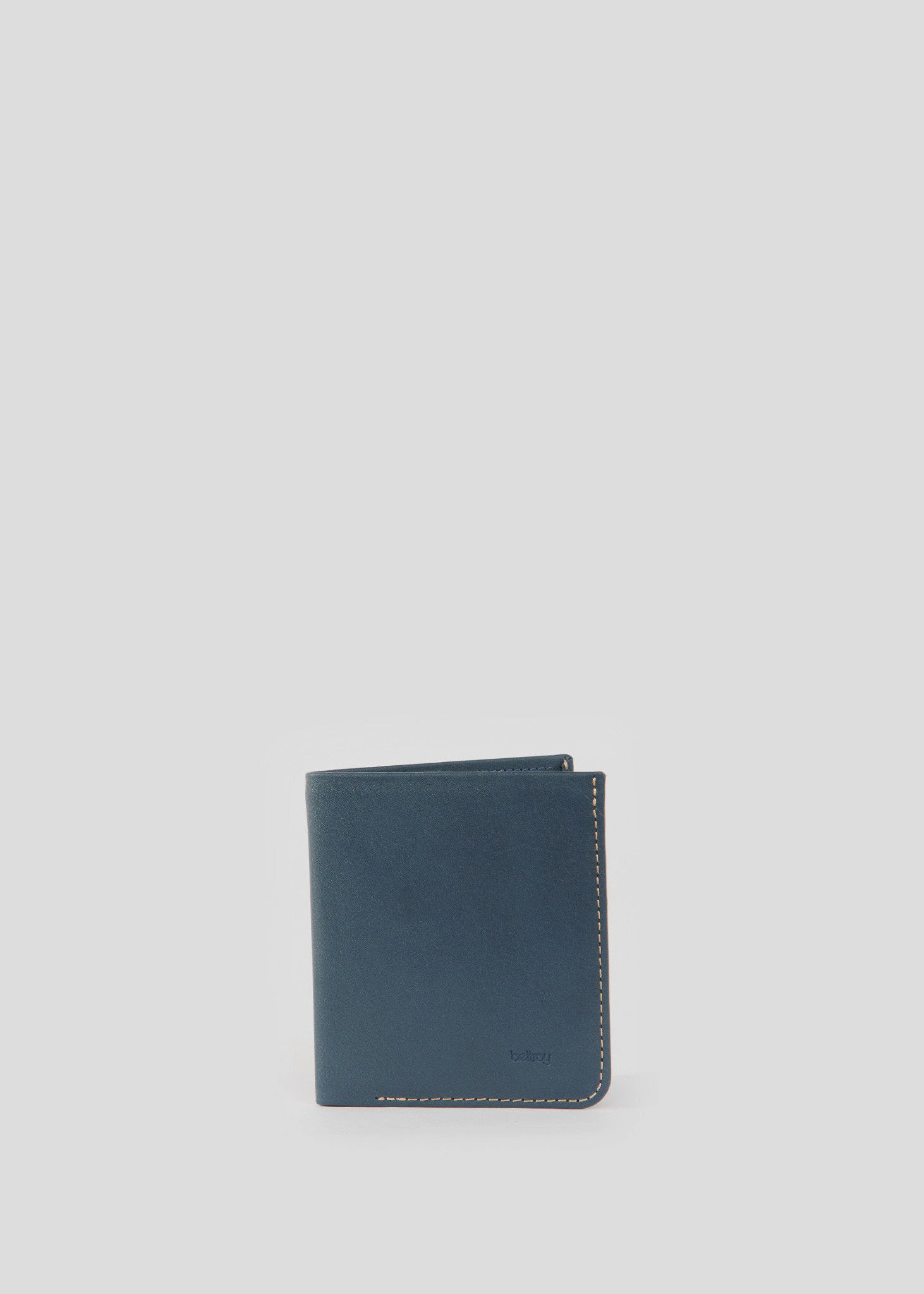 High Line Wallet Blue Steel