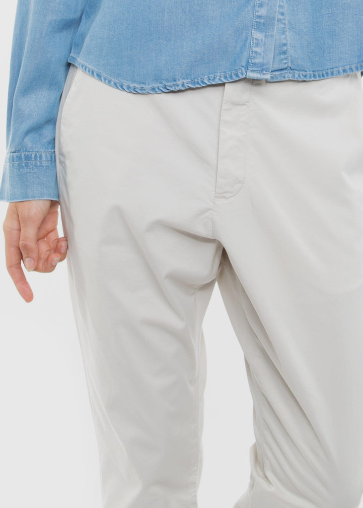 News Pants Offwhite