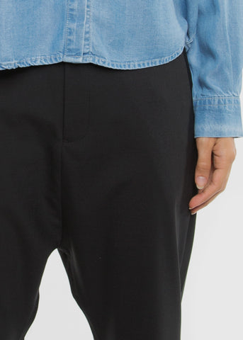 Was Wool Pants Black