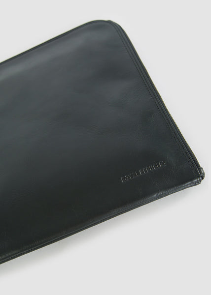 Laptop Sleeve with Zip Black