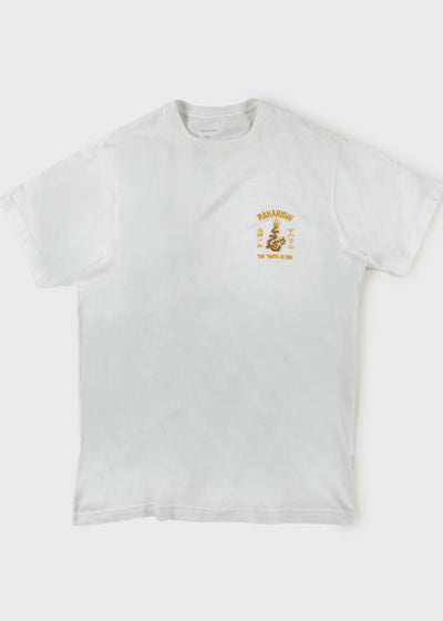OG Sun Dragon T-Shirt White