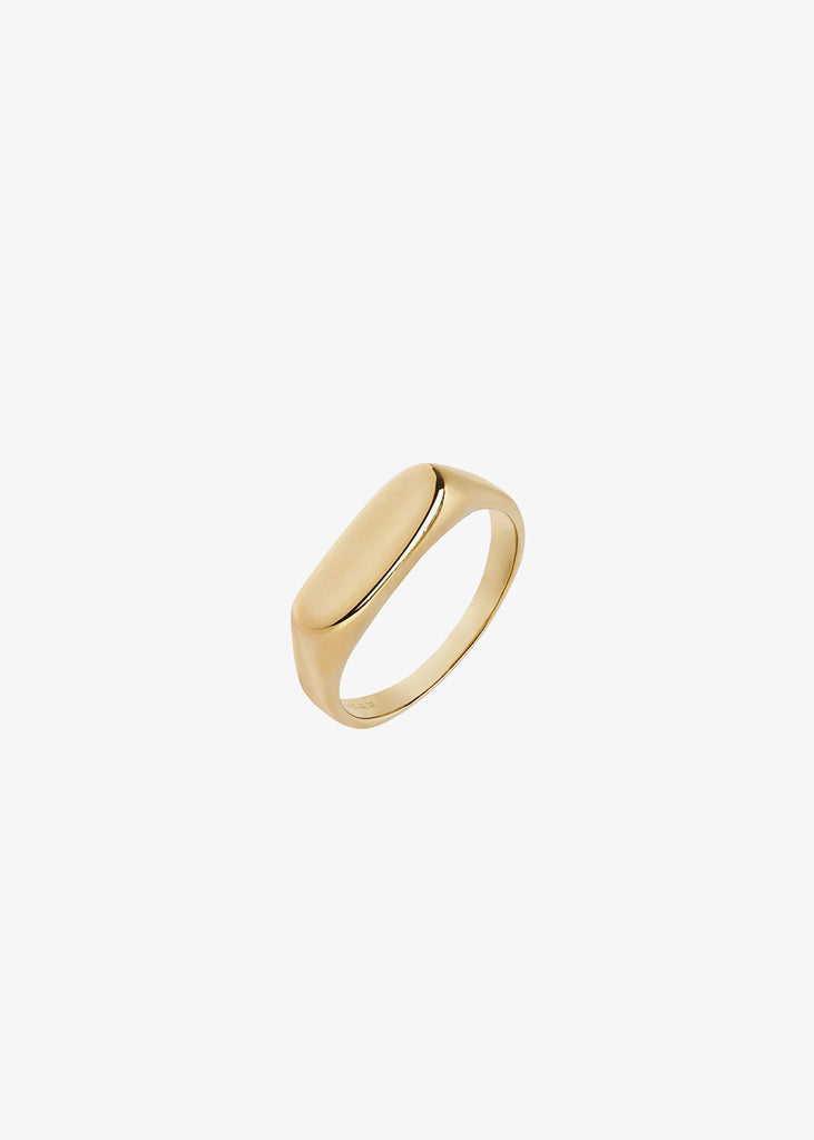 Papaya Ring Gold
