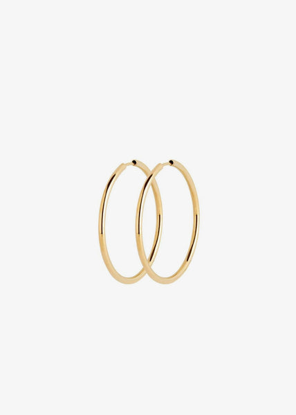 Senorita Hoops 35 Gold