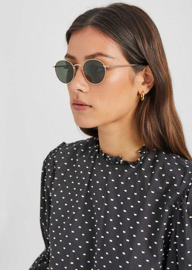 Dov Sunglasses Gold
