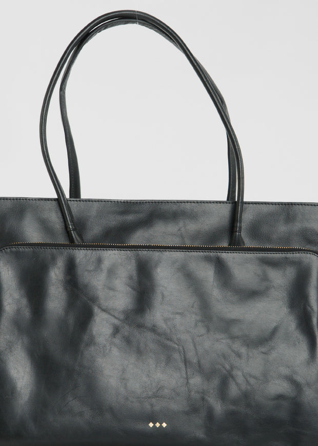 Mel Shopper Bag Black