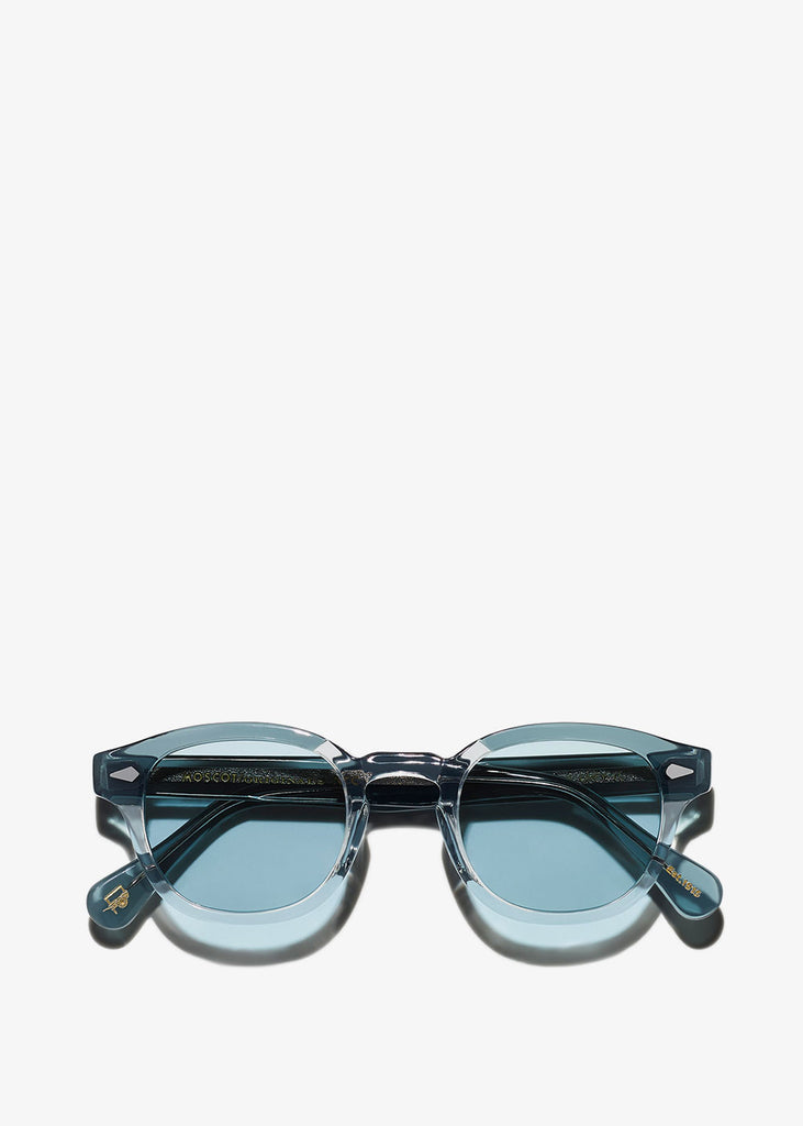 Lemtosh Sunglasses Light Blue Grey/Blue Mineral Lens