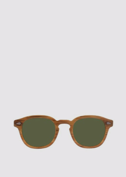 FC Lemtosh Sunglasses Matte Blonde/Green