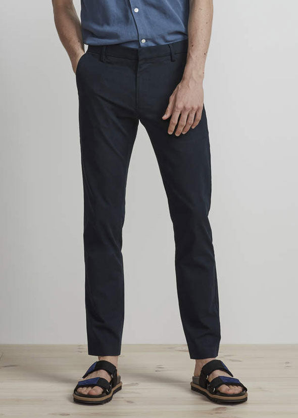 Theo Pants Navy Blue