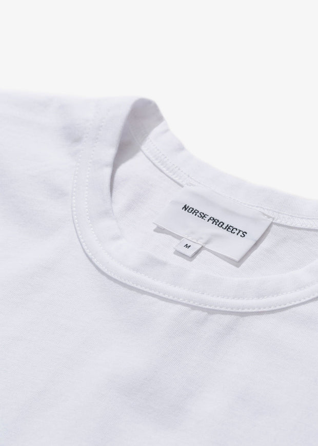 Niels Standard SS Tee White