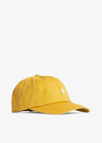 Twill Sports Cap Montpellier Yellow