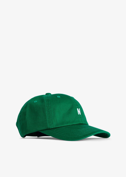 Twill Sports Cap Sporting Green