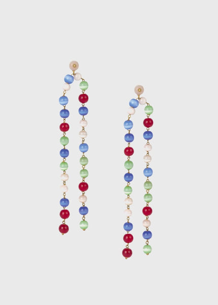 Veleta Earrings Multi