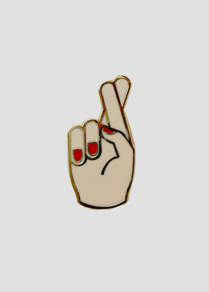 Fingers Pin