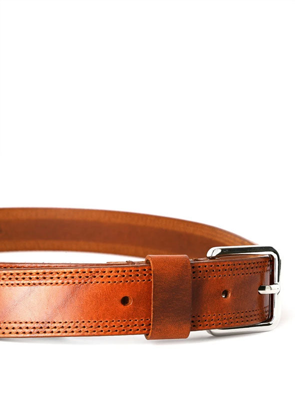 Persuit Belt Cognac