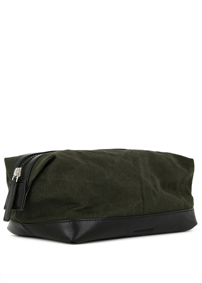 Verge Washbag Olive