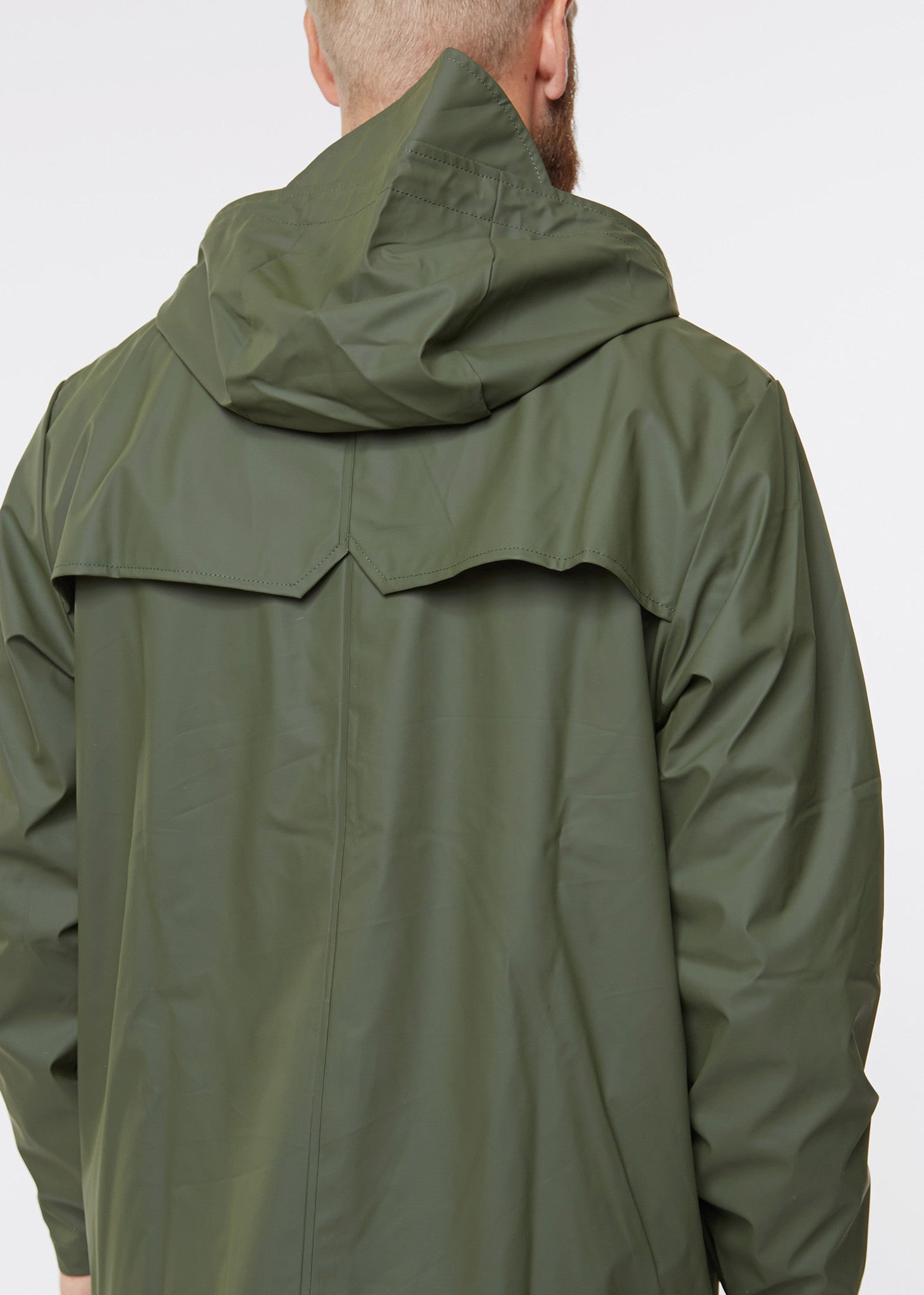 Breaker Jacket Green
