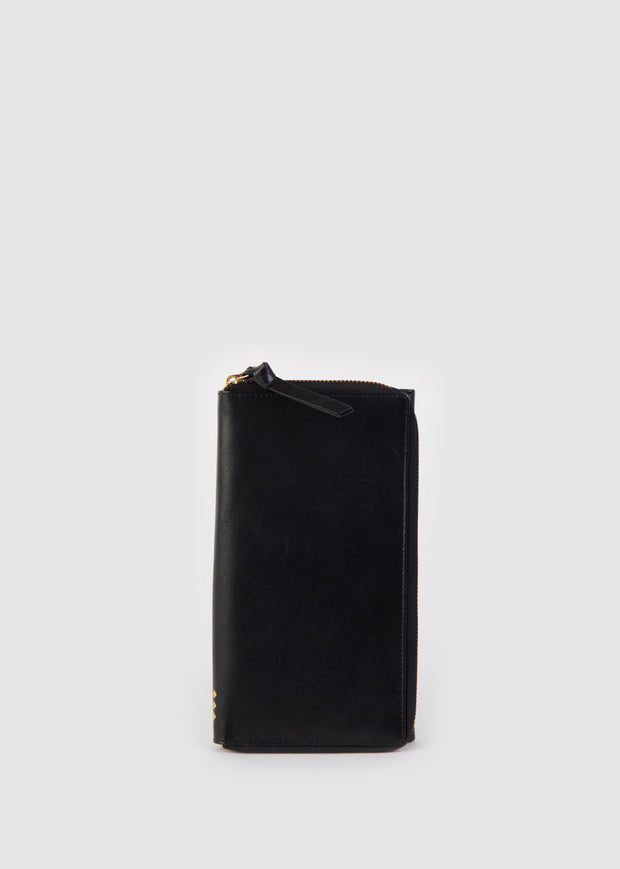 Rap Snap Wallet Black