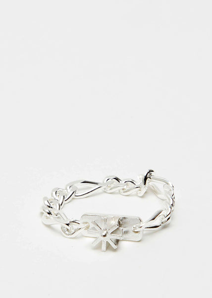 The Flower Ring Sterling Silver