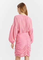 Adilah Dress Moroccan Rose