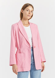 Liberty Jacket Moroccan Rose