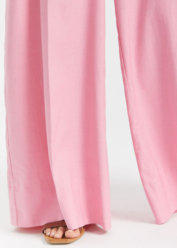 Riad Pants Moroccan Rose