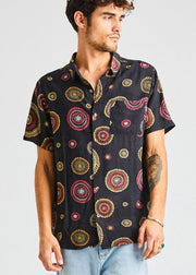 Bon Shirt Westley Circles Multi