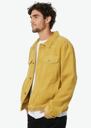 Morrison Cord Jacket Honey