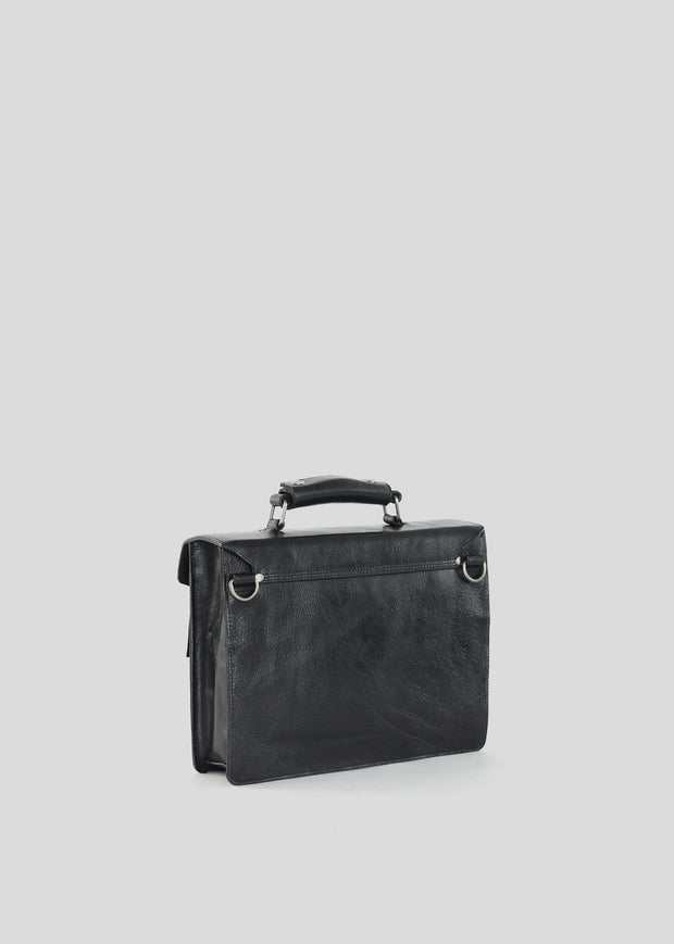 Conductor Ticket Bag Black