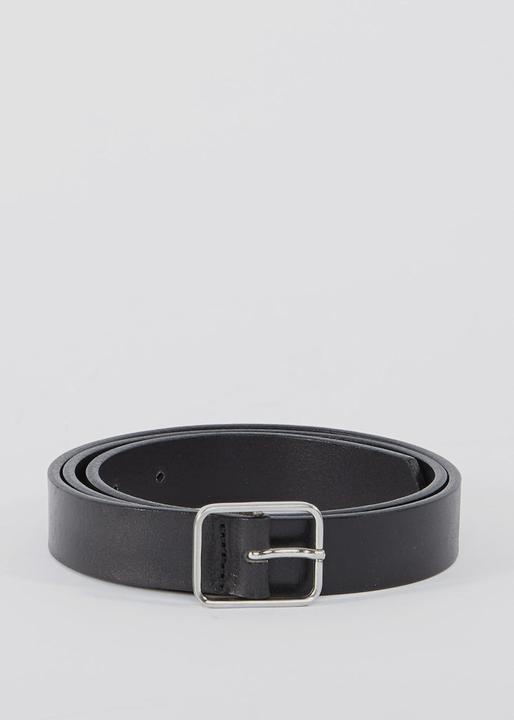 Count Belt Clean Black