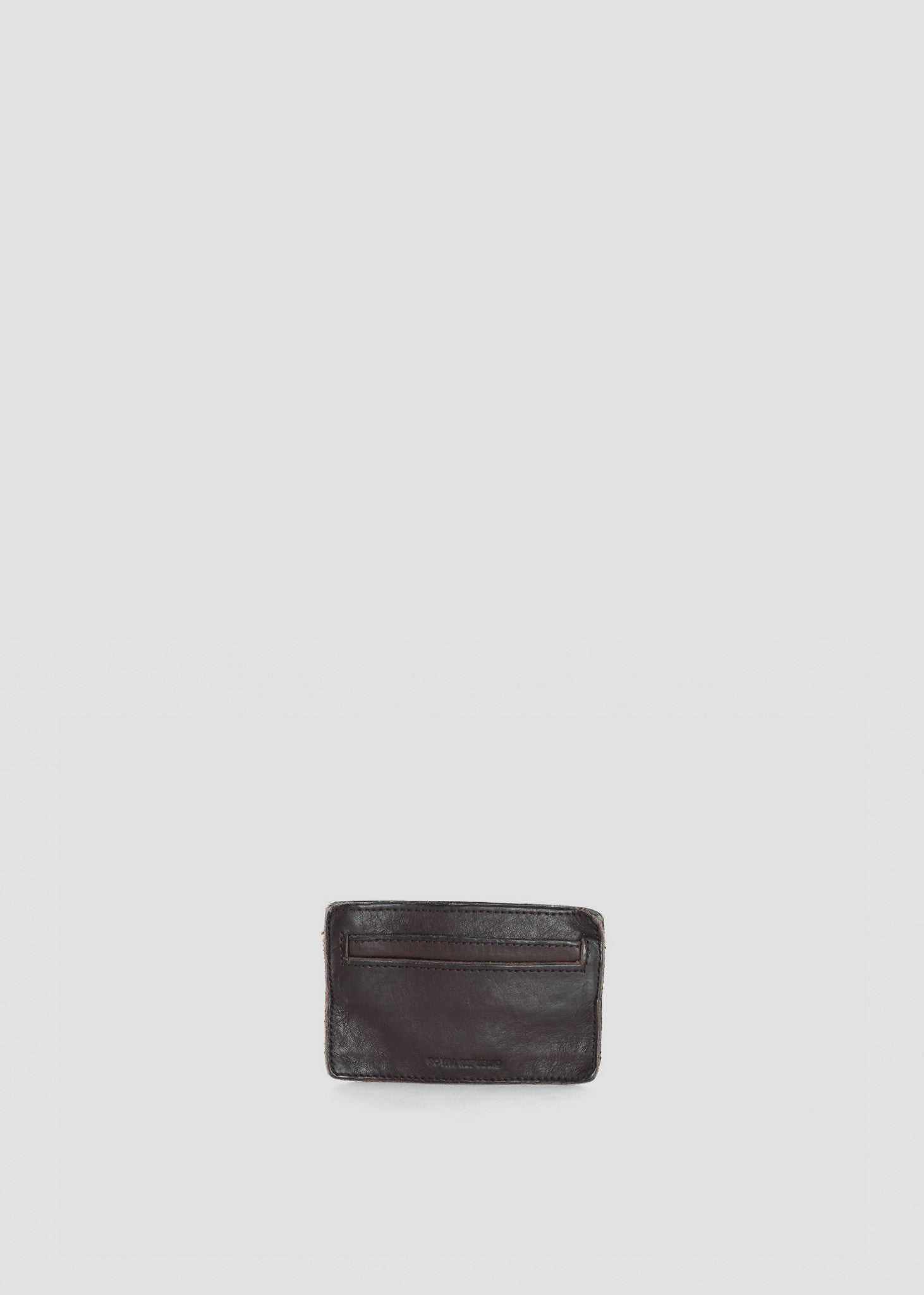 Legacy Cardholder Brown