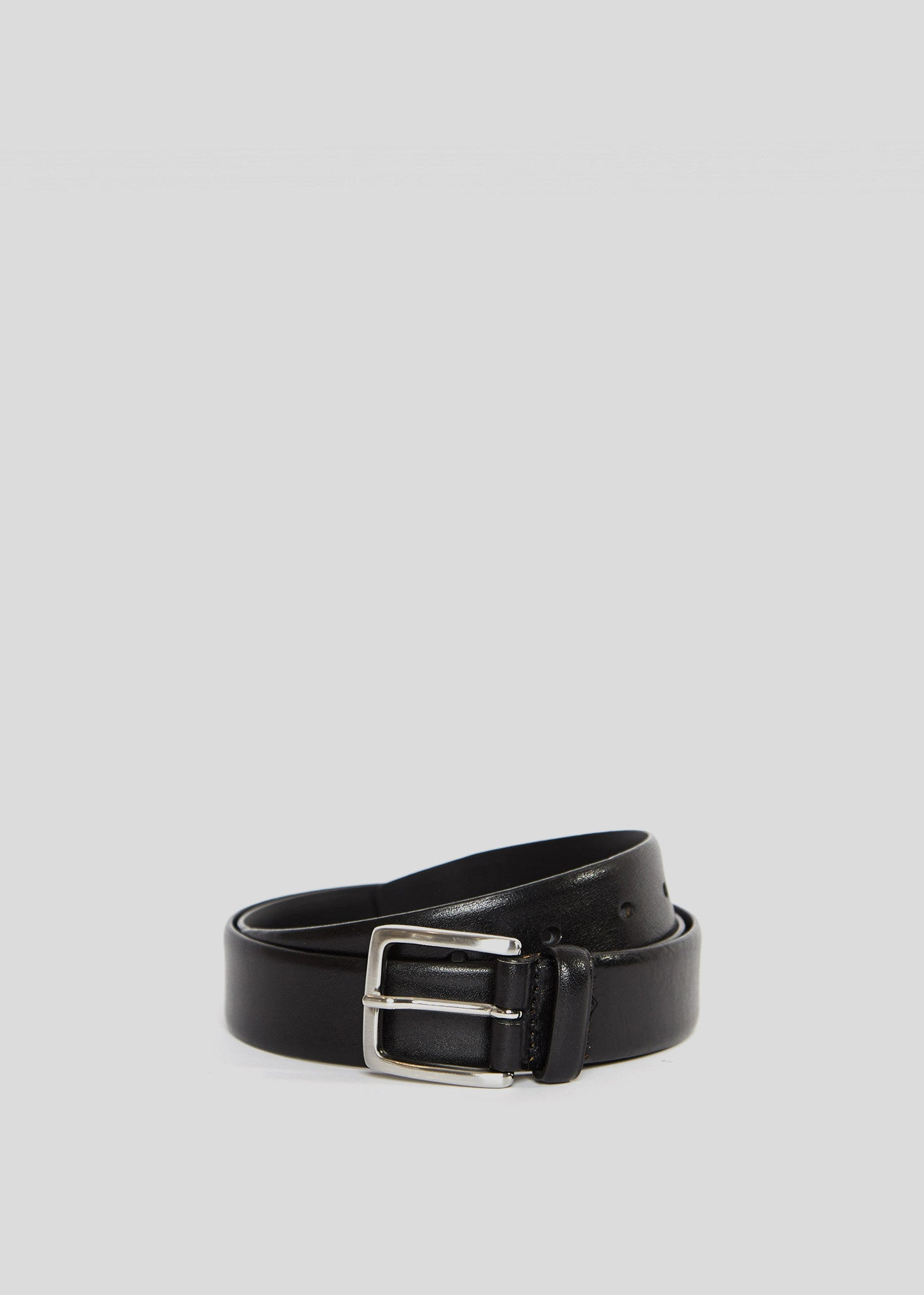 Bel Belt Ana 3cm Black Royal Republiq Mens Belts- someplace